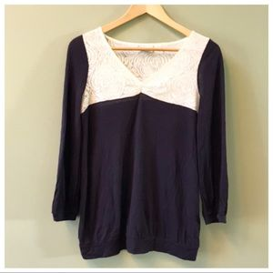 Anthro Loulou Top